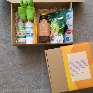Send Boost My Morale Care Pack Singapore | Care Package Singapore