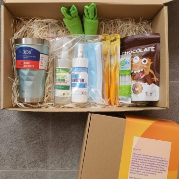 Send Welcome Back to Office Care Pack Singapore | Care Package Singapore