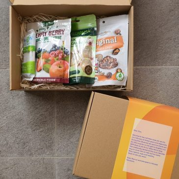 Send Healthy Snack Care Pack Singapore | Care Package Singapore