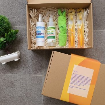 Send Protection Care Pack Singapore | Care Package Singapore