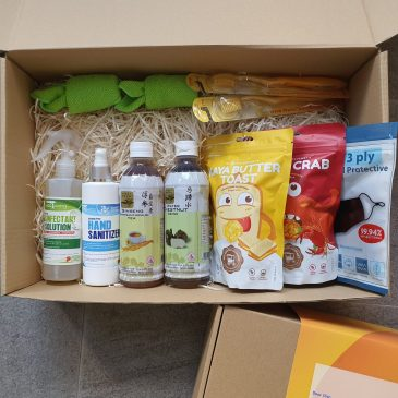 Send Stay Safe Care Pack Singapore | Care Package Singapore