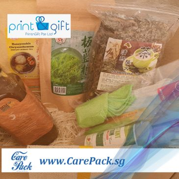 Coworker Care Pack Singapore | Send A Care Pack