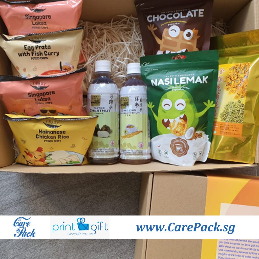 Corporate Care Pack Gift