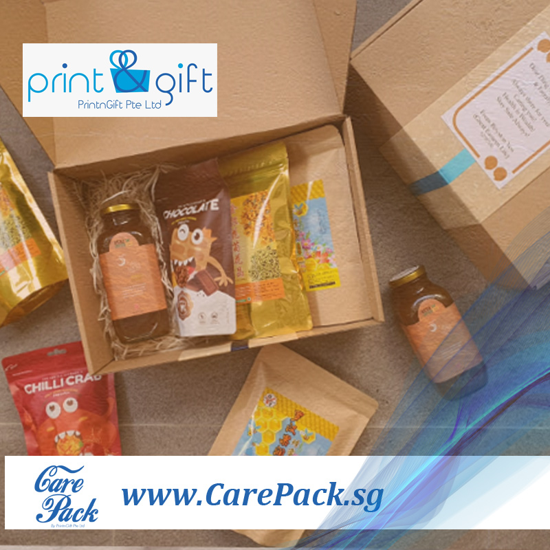 Personalised Corporate Care Packs