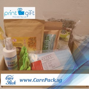 Covid-19 Care Pack Singapore Deliver in Singapore